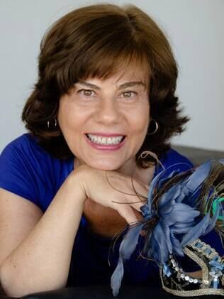 A antropóloga da UFRJ Mirian Goldenberg está estreando como romancista no livro