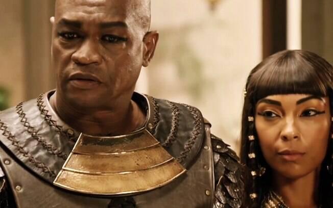 Gênesis: Potifar toma choque mortal ao flagrar traição de Neferíades que tem destino cruel