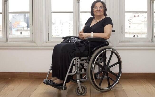 A biofarmacêutica Maria da Penha Maia, 68 anos, foi agredida pelo marido e deu nome a lei que protege as mulheres