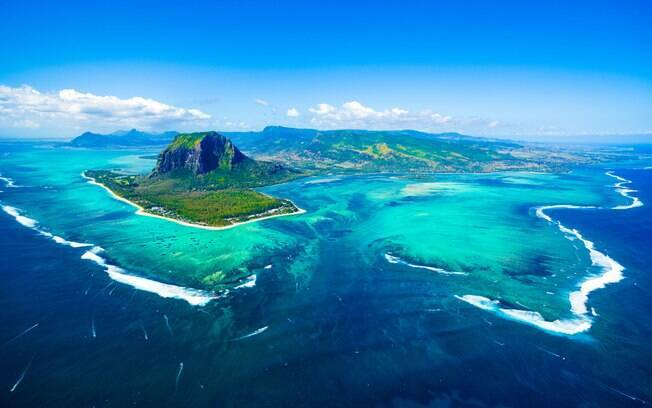 A Ilha Maurício fica na África e encanta por sua beleza natural, por isso, está entre os lugares para viajar que serão tendência