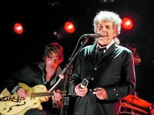 """Sucessor. """"Shadows in the Night"""", que é o 36º álbum de Bob Dylan, sucede """"Tempest"""", que foi lançado em 2012"""