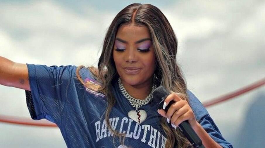 Ludmilla é a artista negra mais ouvida do Brasil no Spotify