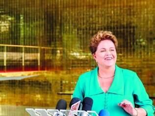 Pesquisa. Dilma Rousseff (PT) classificou ontem o erro do IBGE como 'simples' e de 'fácil detecção'