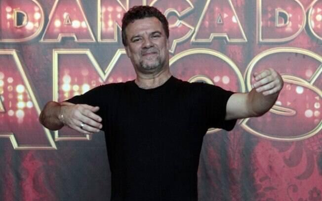 Adriano Garib perde cinco quilos na Dança dos Famosos