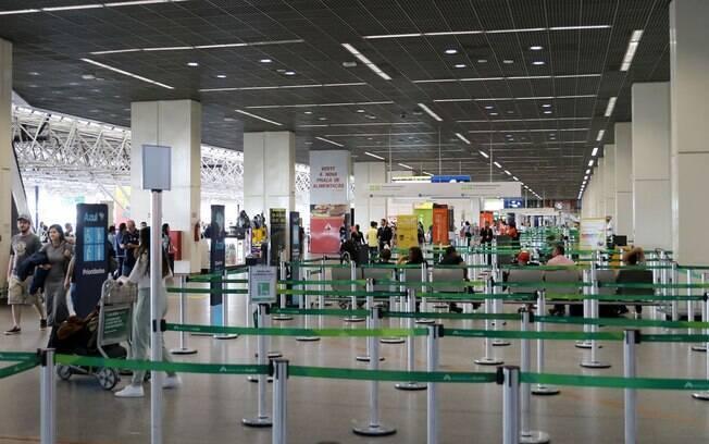 Aeroportos passarão a usar reconhecimento facial na validação de passageiros