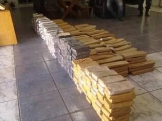 Polícia Federal apreende 60 quilos de cocaína na zona norte do Rio de Janeiro