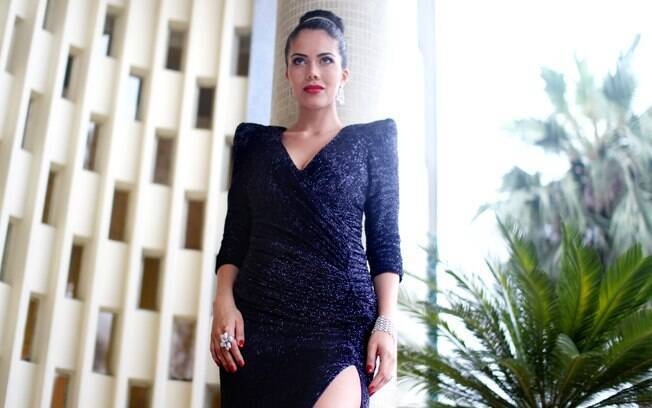 Daniela Albuquerque: 'Quando vim trabalhar como modelo passei muita necessidade. Dividia apartamento com um monte de gente, as coisas na geladeira tinham que ser marcadas, o papel higiênico escondido'
