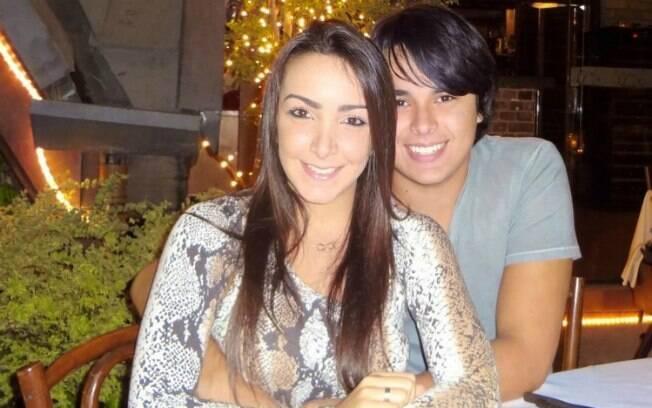 Igor Camargo e Amabylle estão juntos há 4 anos