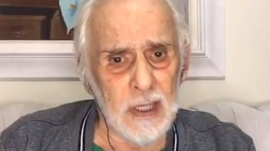 Francisco Cuoco comentou a saída do Faustão da Globo