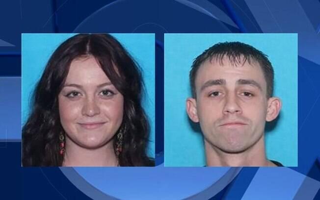 Kristin Nicole Begue e Randy Lee Cooper são acusados de vários crimes