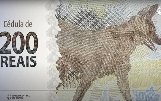 nota R$ 200