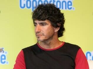 Charles Saldanha, padrasto e treinador de Gabriel Medina