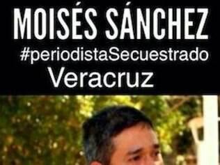 Moisés Sánchez Cerezo foi sequestrado na tarde de 2 de janeiro quando estava dormindo em casa