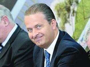 Sem influência. Eduardo Campos não consegue superar Aécio e Dilma em nenhuma região de Minas