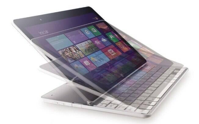 SlidePad, novo híbrido de tablet e notebook da LG, chega ao País com preço de R$ 2,5 mil