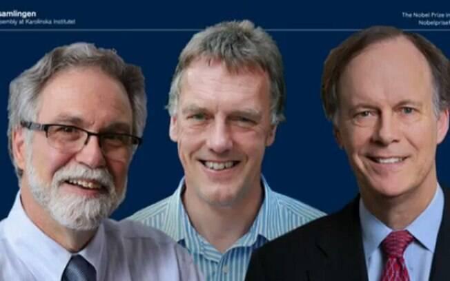 cientistas Willian Kailin, Peter Ratcliffe e Gress Semenza ficaram com a premiação em 2019