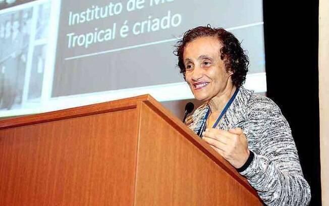 Ester Sabino, pesquisadora