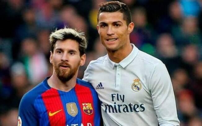 Messi cita Cristiano Ronaldo como melhor futebolista atualmente