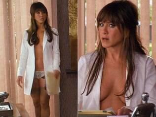 Jennifer em cena de