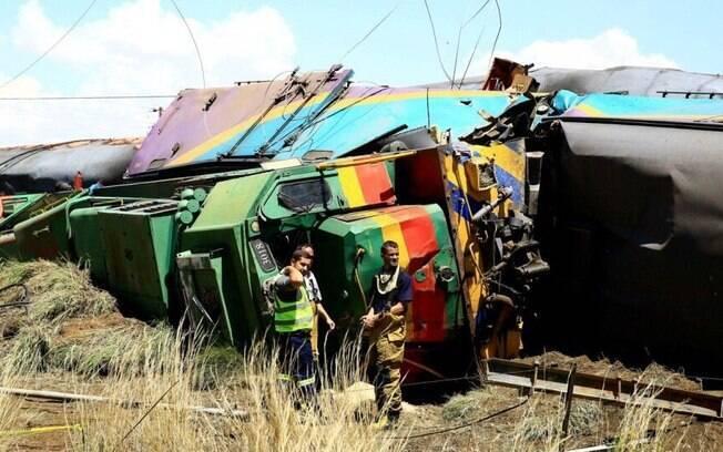 Acidente no dia 5 de janeiro, na África do Sul, deixou 19 mortos