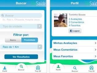 Aplicativo Rio Saúde permite acessar informações sobre hospitais e postos de saúde mais próximos