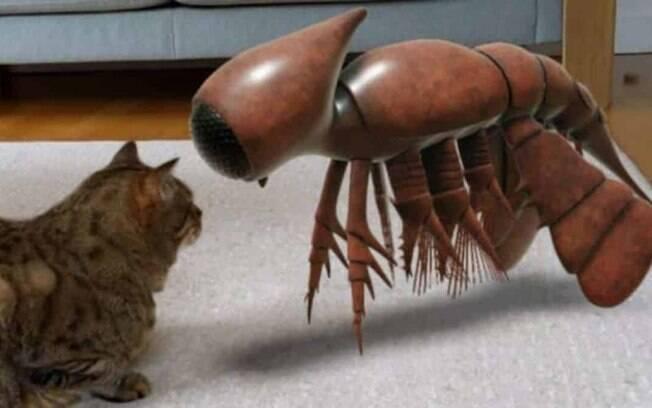 Google mostra animais pré-históricos em realidade aumentada