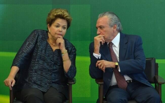 Michel Temer assumiu o mandato em agosto de 2016, após o impeachment de sua companheira de chapa, Dilma Rousseff