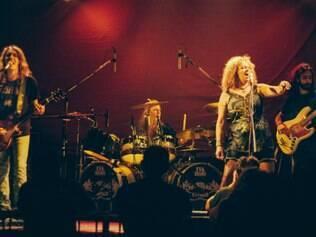 Patrulha do Espaço surgiu em 1977 e já lançou 19 álbuns, entre discos de vinil, CDs e coletâneas