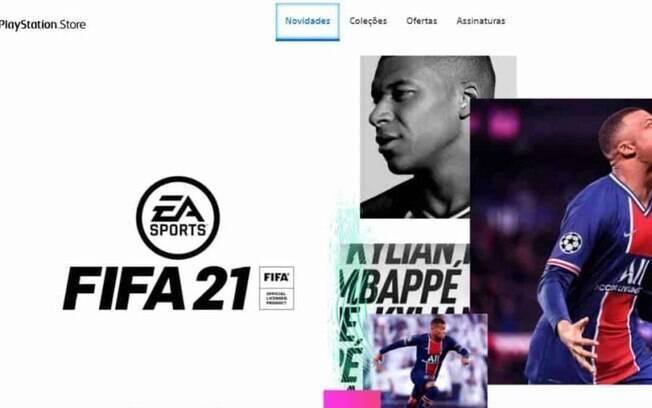 Sony lança nova versão da PlayStation Store no Brasil