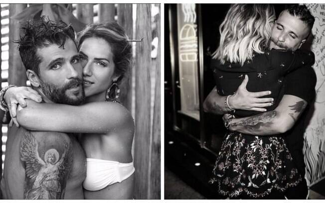 Bruno Gagliasso e Giovanna Ewbank fazem declarações apaixonadas nesse Dia dos Namorados!