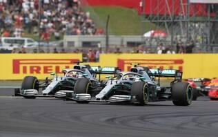 GP da Grã-Bretanha: Hamilton vence a corrida fantástica da F1 em Silverstone