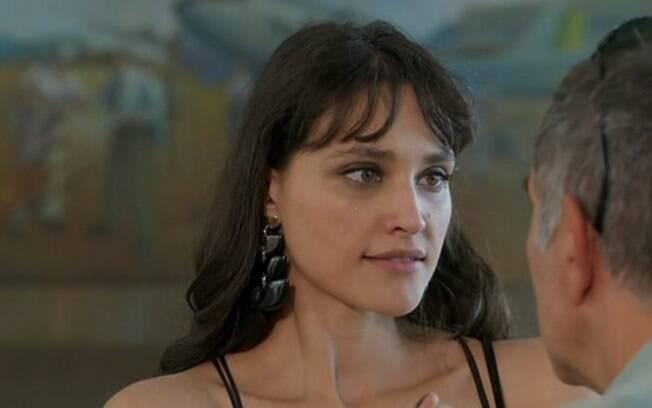 Gisela não desistirá de Herculano em