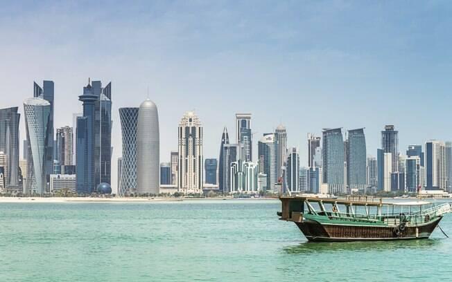 Doha, no Qatar, é um dos destinos dos novos cruzeiros
