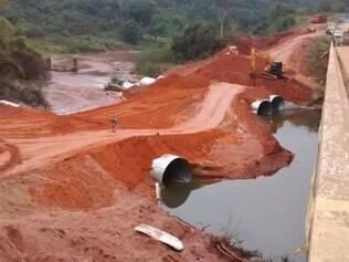 Ponte ficou interditada por quase um mês após caminhão tanque explodir e abalar a estrutura