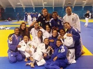 Delegação brasileira contou com grandes nomes da modalidade