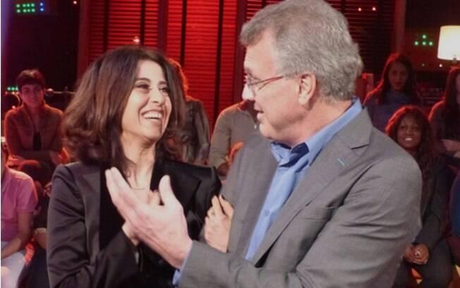Há exatos 30 anos, quando Fernanda Torres tinha apenas 17 anos de idade, a atriz foi casada com Pedro Bial