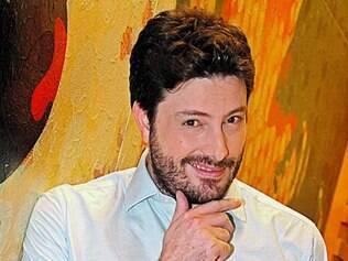 Caminho. Danilo Gentili ainda tem que percorrer um longo caminho como entrevistador