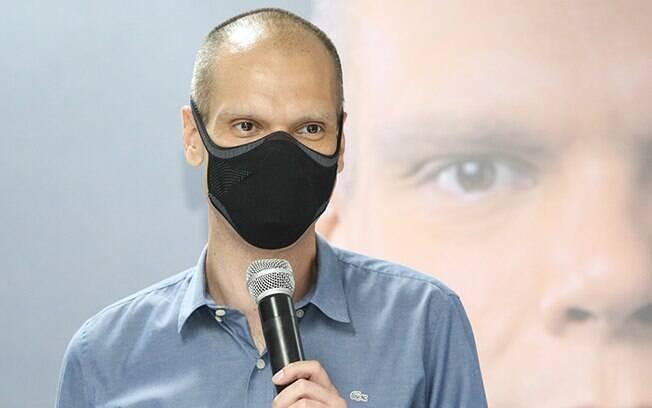 Bruno Covas, candidato à Prefeitura de São Paulo pelo PSDB