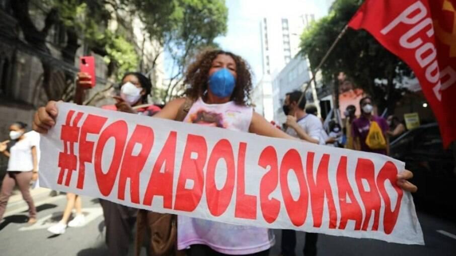Entrega do superpedido de impeachment terá ato de protesto contra Bolsonaro em Brasília, no próximo dia 30