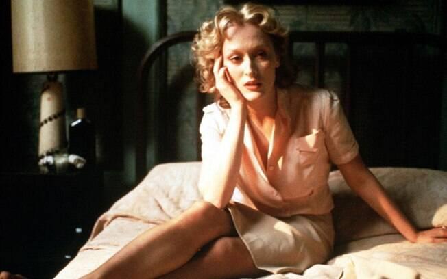 Meryl Streep em cena de