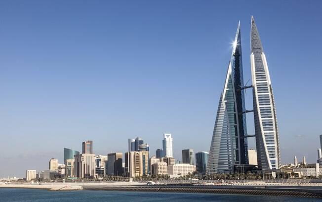 Manama, no Bahrein, está no roteiro dos turistas que escolherem o cruzeiro nos Emirados Árabes, da MSC