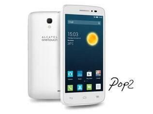 Alcatel Onetouch POP2 traz conectividade 4G a preço acessível: R$ 619