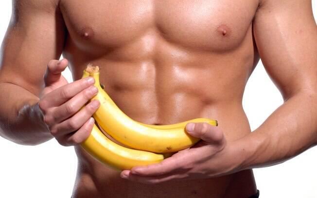 Banana como técnica de masturbação