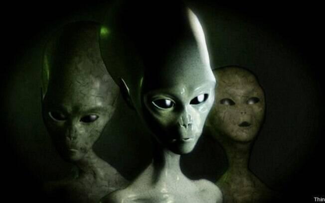 Aliens são um assunto falado abertamente nesta região do México