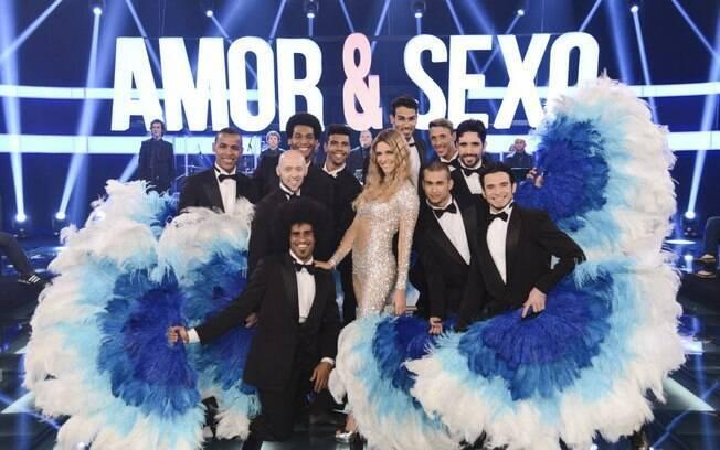 'Amor e Sexo' foi sucesso de audiência em 2013