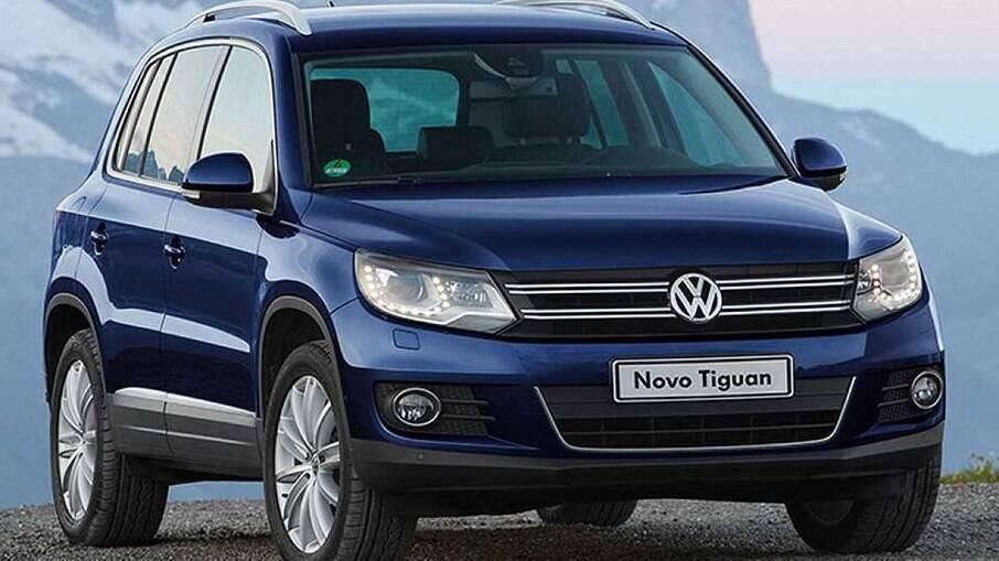 É possível adquirir um VW Tiguan 2017 pagando menos do que o Nivus zero quilômetro