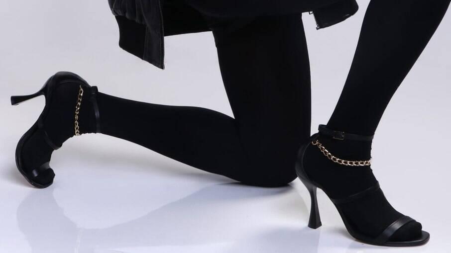 Sandálias no inverno: tendências e sugestões