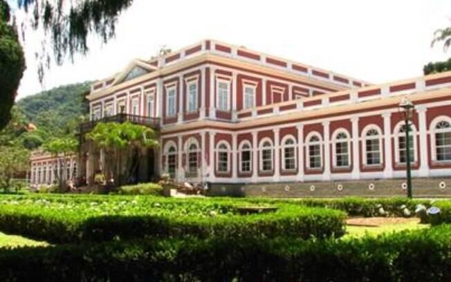 Museu Imperial, em Petrópolis, tem os restos mortais de Don Pedro II