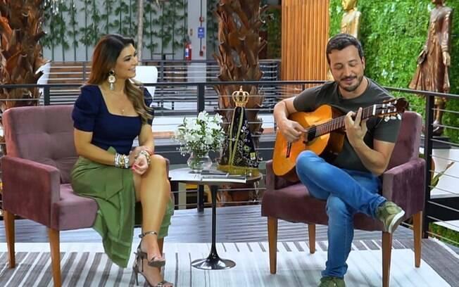 Amanda Françozo e Rafael Cortez