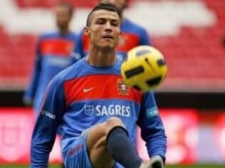 Seleção de Portugal, do craque Cristiano Ronaldo, vai treinar em Campinas (SP)
